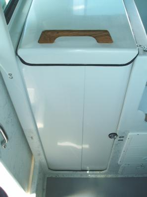 Head compartment