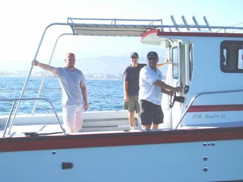 Jeremey, Matt, Don