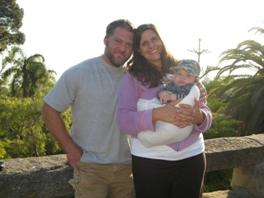 Ryan and his wife Vanesza