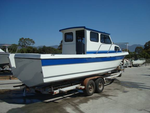 "New D.R. Radon 26' x 8'6"" for sale"