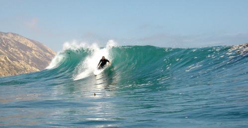 John at Santa Cruz