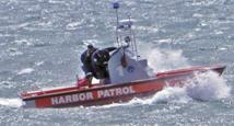 Harbor Patrol rescue during CBSOA