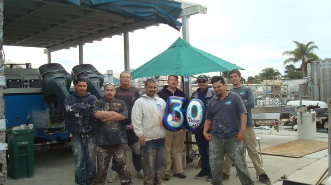Jose turns 30
