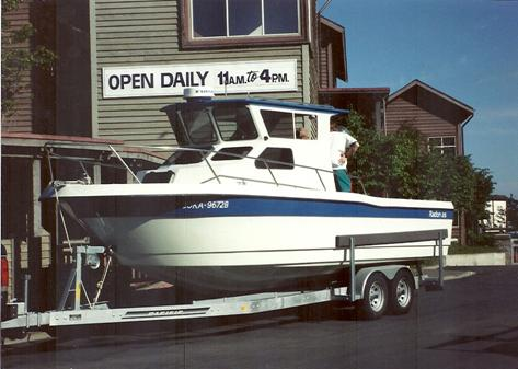25' Radon built for Dan Nieman in 1990