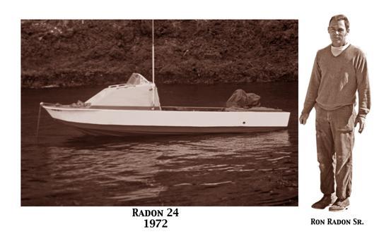 Ron Radon Sr.