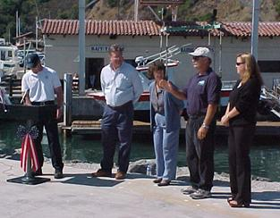 Port San Luis Christening Photo1