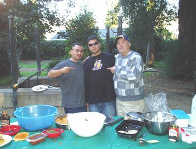 Rene, Ramon & Nacho