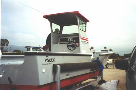 UCSB Research Vessel
